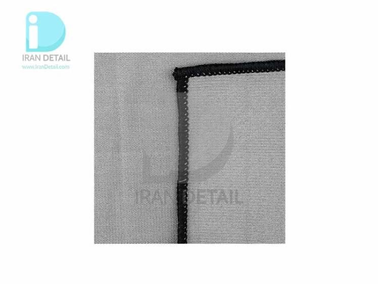 دستمال مایکروفایبر مخصوص شیشه خودرو اس جی سی بی مدل SGCB Microfiber Guzzler Glass Towel SGGD208
