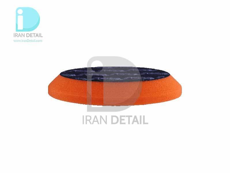 پد پولیش متوسط روتاری نارنجی زیزر 150 ميلی متری مدل Zvizzer Rotary Medium Pad Orange ED00016025MC