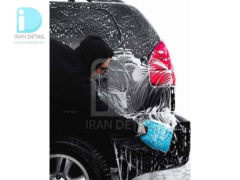 شامپو با کف بالای 1.5 لیتری ترتل واکس مدل Turtle Wax Ice Snow Foam