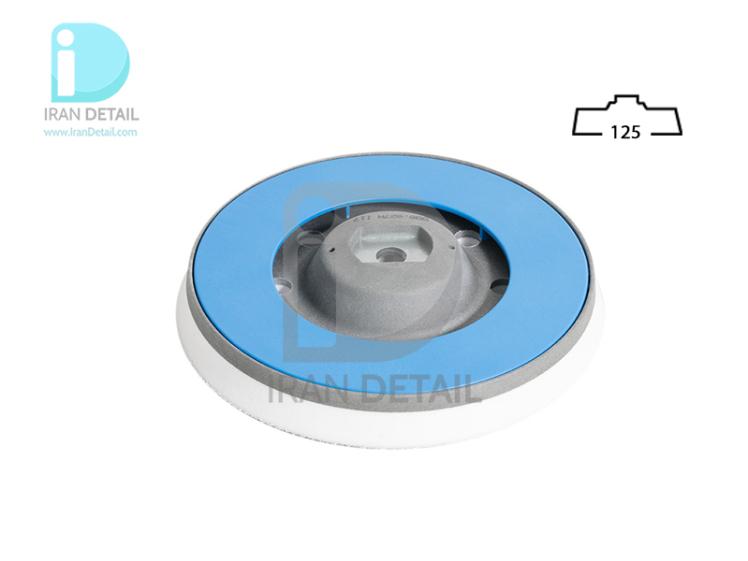 صفحه پلیت مخصوص دستگاه پولیش 12 و 15 روپس مدل Rupes Backing Pad 125mm Velcro Pad Multihole for lhr15 and lhr12 980.027N