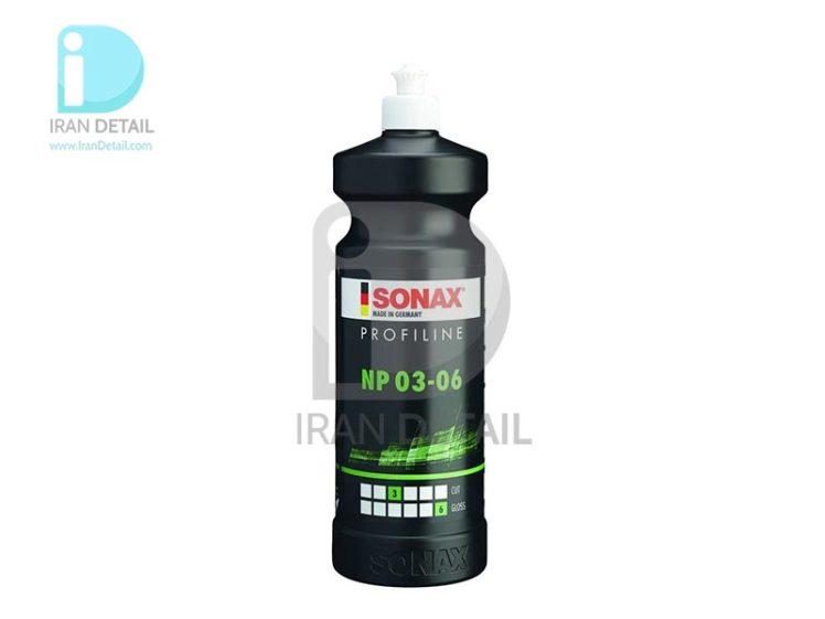 پولیش متوسط نانو NP 03-06 سوناکس مدل 06-03 SONAX Profiline Nano Polish