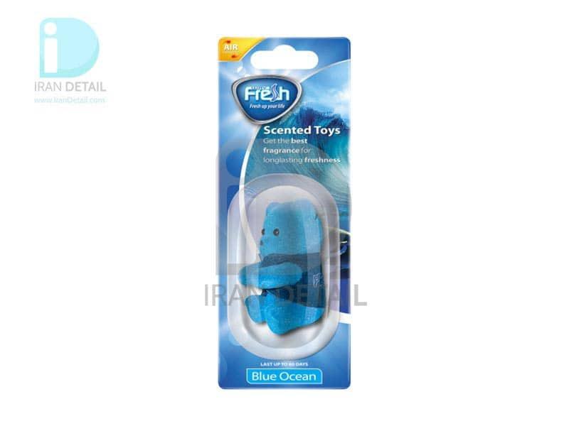 خوشبوکننده عروسکی فرش وی مدل Fresh Way Toys OCEAN