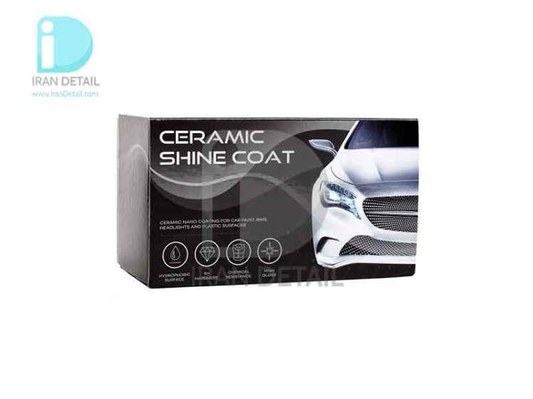 پوشش سرامیک بدنه خودرو نانو تکاس مدل NanoTekas Ceramic Shine Coat