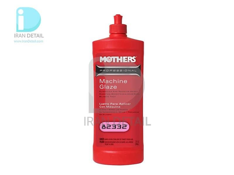 پوليش براق حرفه اي مادرز MOTHERS Professional Machine Glaze 82332