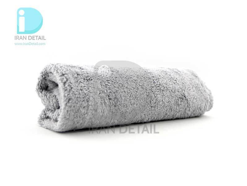 حوله مایکروفایبر 3634 طوسی Microfiber Towel Gray