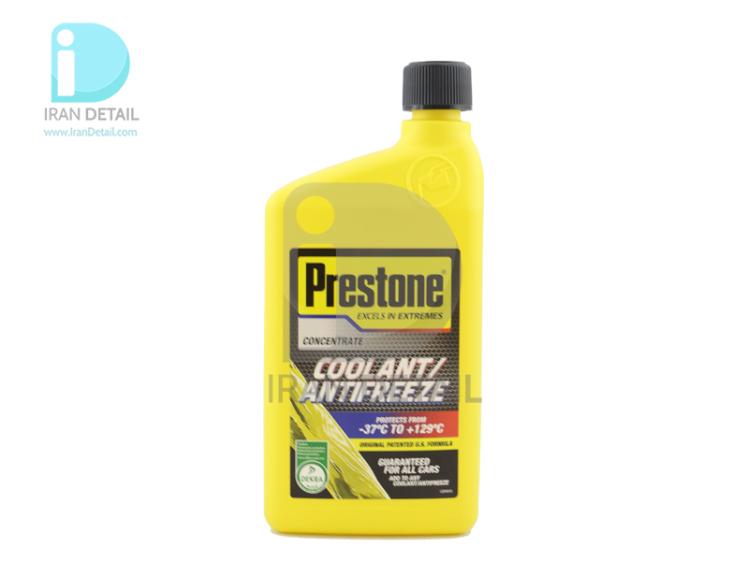 مایع ضد یخ كنستانتره يك ليتری پریستون مدل Prestone Concentrate Coolant/AntiFreeze