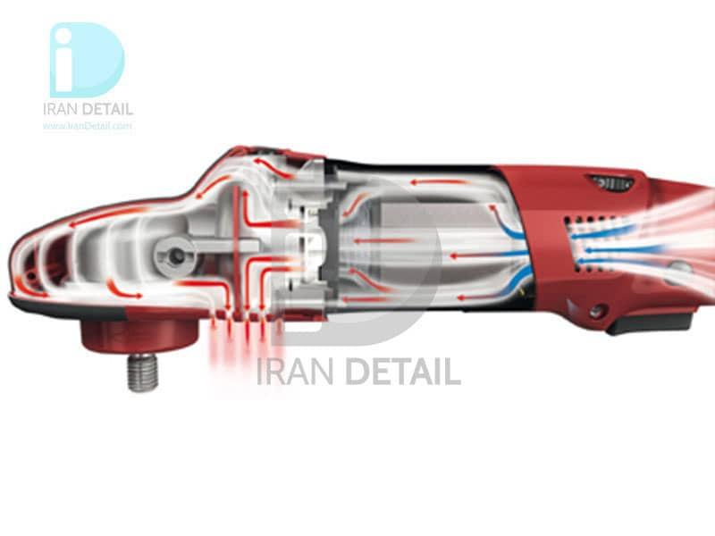 دستگاه پولیش روتاری فلکس 150 میلی متری مدل Flex PE 14-2 150