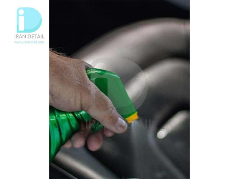اسپری تمیزکننده و نرم کننده چرم ترتل واکس مدلTurtle Wax Quick & Easy Luxe Leather Cleaner & Conditioner