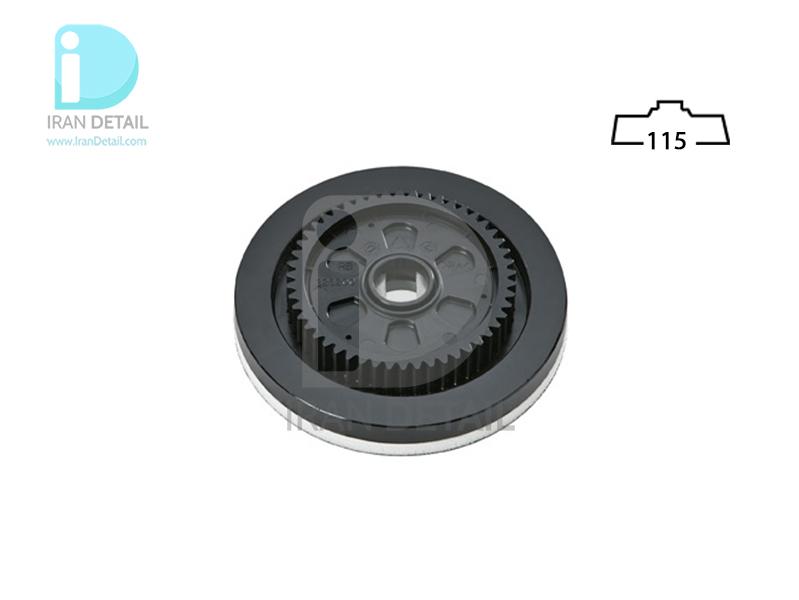 صفحه پلیت 115 میلی متری فلکس مناسب دستگاه پولیش مدل Flex Velcro Backing Pad with Gear Wheel BP-M D115 XC for XC 3401 VRG