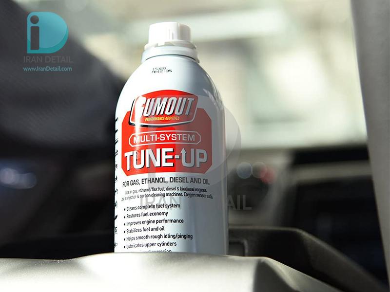 مايع تون آپ گام اوت مدل Gumout Multi System Tune Up 510011