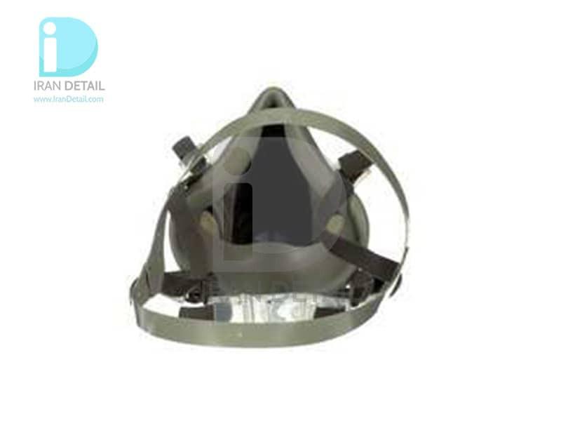 ماسک نیم صورت دو فیلتر تری ام 3M Mask Half Facepiece 6200