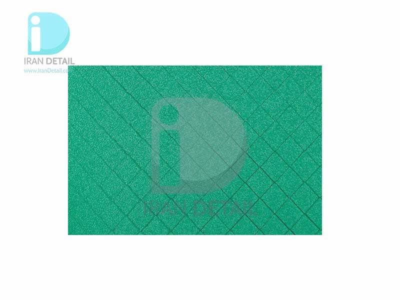پد پولیش زبر X-CUT سبز سایز 80 میلی متری فلکس 2تایی Flex Polishing Sponge Green Hard Foam 80mm