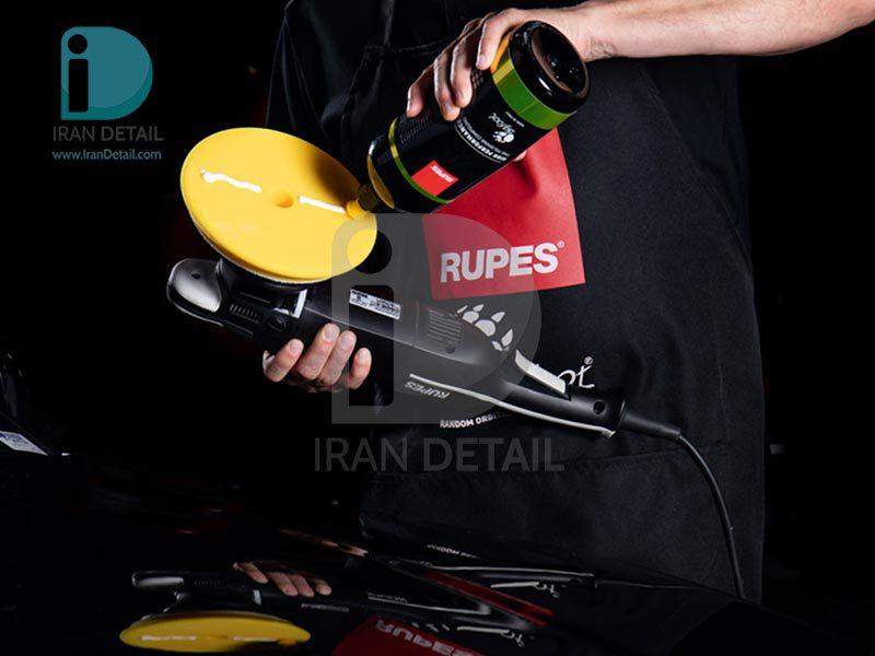مایع پولیش نرم دوآل اکشن یک لیتری روپس مدل Rupes High Performance Fine Polishing Compound DA Fine 9.DAFINE