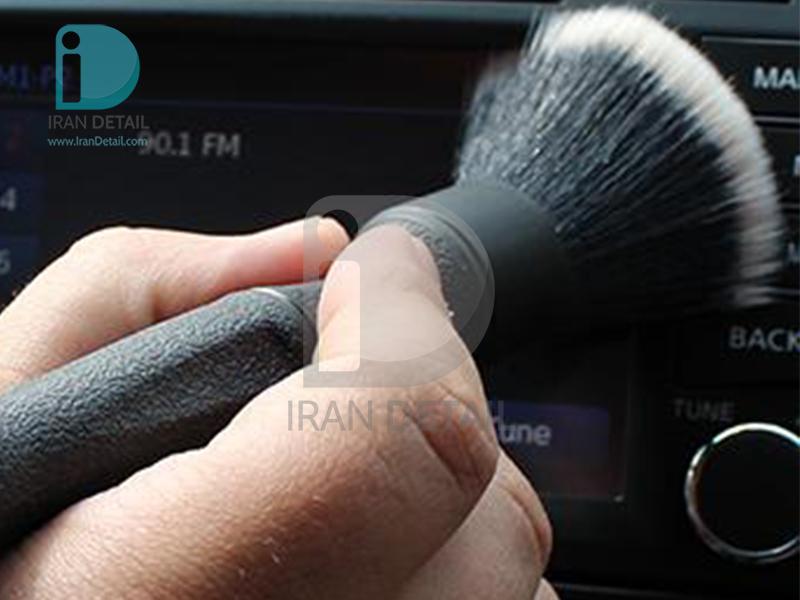 برس حرفه ای دیتیلینگ خودرو سایز بزرگ فرچه صفرشویی مدل Detailing Brush Large