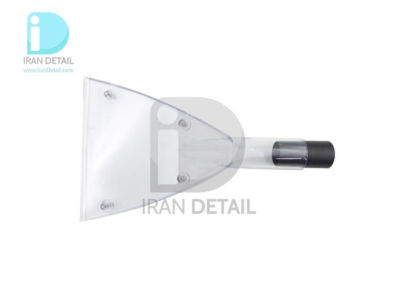 پارویی دستگاه جاروبرقی و صفر شویی شیشه ای مدل Manual Spray Lance Transparent