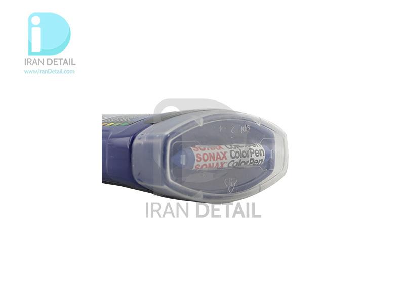 پولیش و واکس آبی سوناکس مدل SONAX Polish & Wax Color Blue --