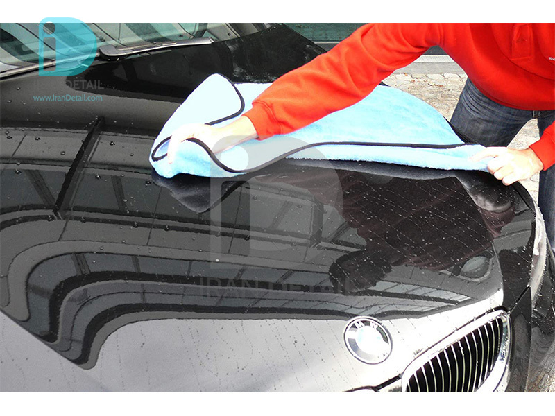 حوله مایکروفایبر آبگیری 80*50 سوناکس SONAX Microfiber Drying Cloth