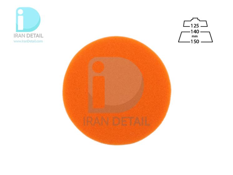 پد پولیش متوسط روتاری نارنجی زیزر 140 ميلی متری مدل Zvizzer Rotary Medium Pad Orange ST00015020MC
