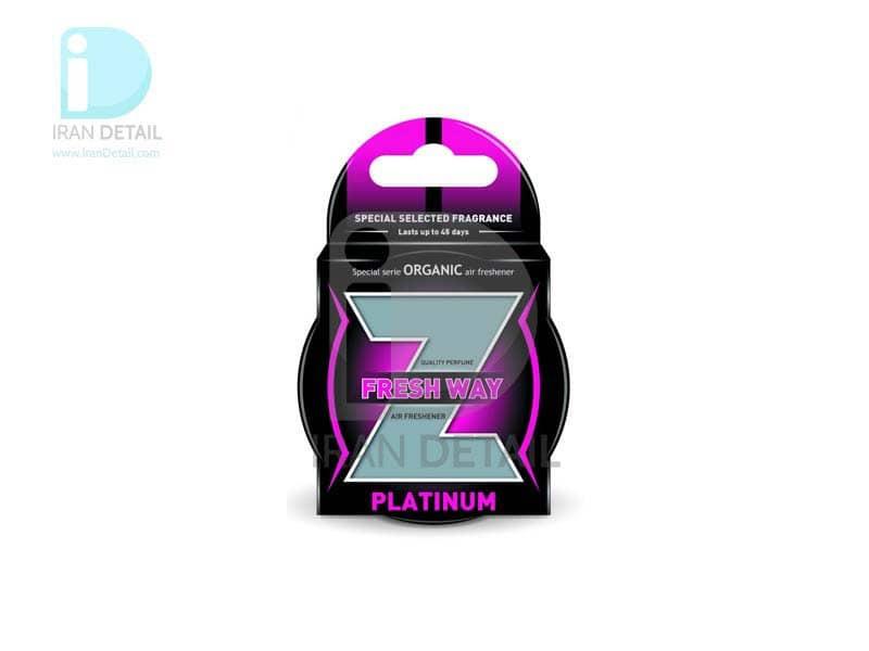خوشبوکننده کنسروی فرش وی مدل Z PLATINIUM