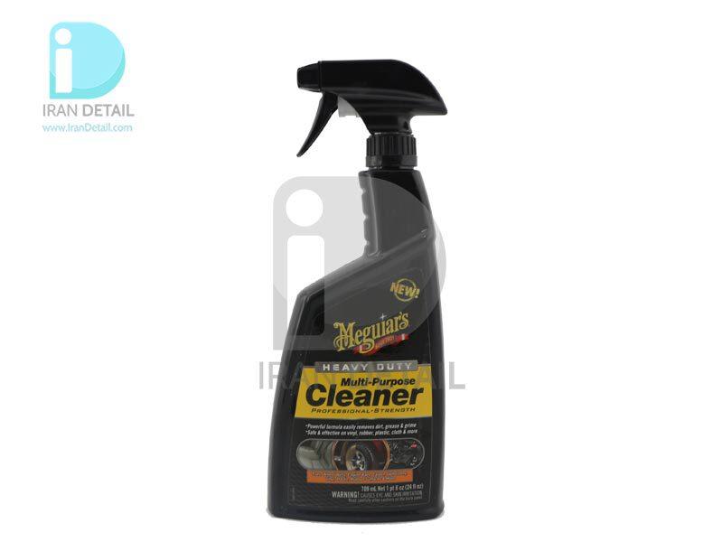 اسپری تمیزکننده چندمنظوره مگوایرز مدل Meguiars Heavy Duty Multi-Purpose Cleaner G180224