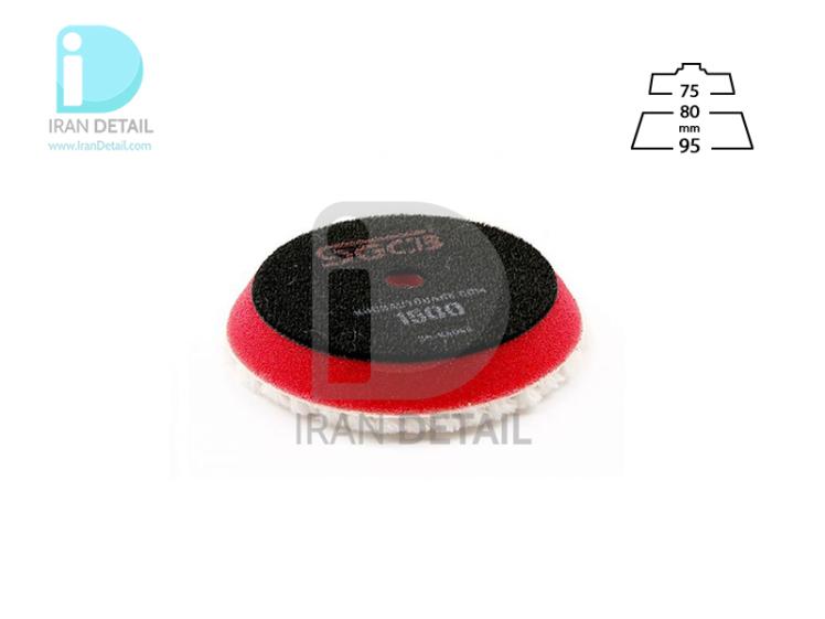 وول پد زبر اس جی سی بی 80 میلی متری SGCB Beta Wool Pad 3.5inches SGGA088