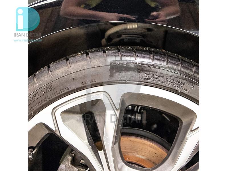 براق کننده داشبورد و سطوح پلاستیکی خودرو مگوایرز Meguiars Hyper Dressing D17001 4 L