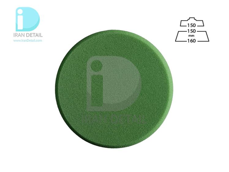 اسفنج پولیش متوسط سبز 160 میلی متری سوناکس SONAX Polishing Sponge Green 160 Medium