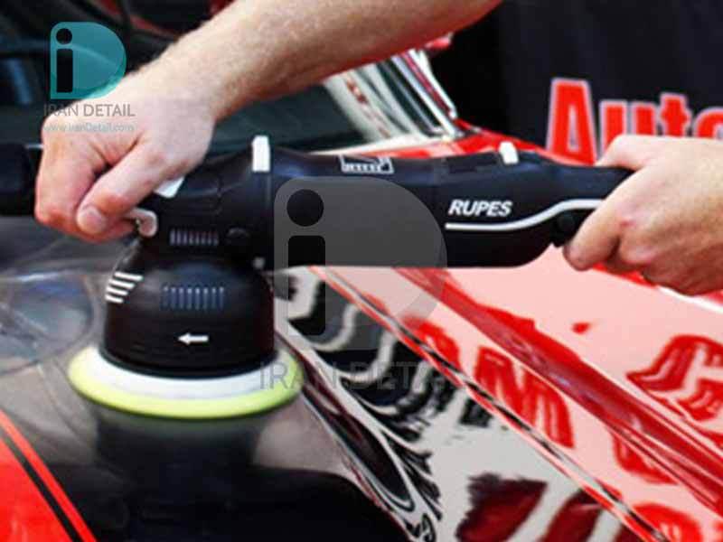 دستگاه پولیش روپس میله مدل RUPES LK900E/STN