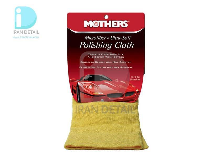 دستمال مایکروفایبر پوليش مادرز 155200 Mothers Microfiber Ultra-Soft Polishing Cloth