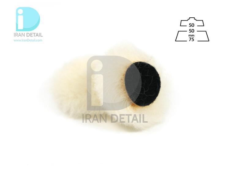 وول پد (پد پوست بره) 50 میلی متری سورین بو مدل SURAINBOW Detail Polisher Wool Pad 2inches t018