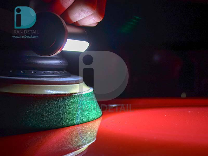 چراغ کار مخصوص دستگاه پولیش خودرو باف برایت مدل Buff Brite Polishing Machine Light