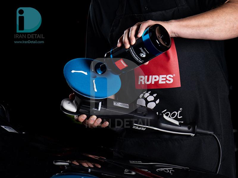 پد پولیش زبر دوکاره روپس مدل 130 میلی متر Rupes High Performance Coarse Cutting Foam Pad 9.DA150H