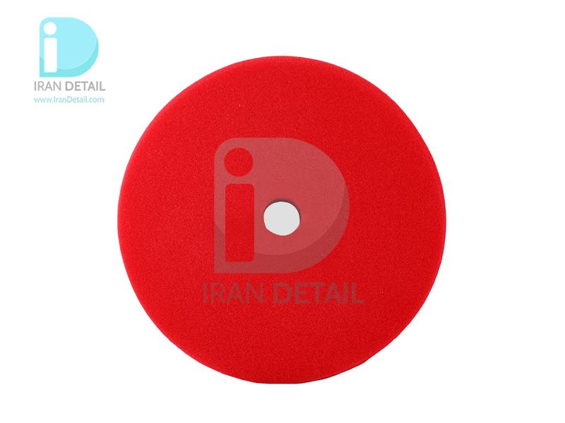 """SGCB DA Foam Buffing Pad Red 6"""" SGGA 054"""