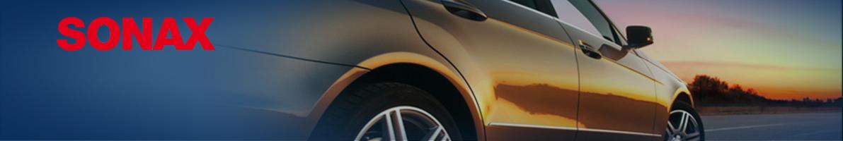 محصولات مراقبت از خودرو سوناکس Sonax