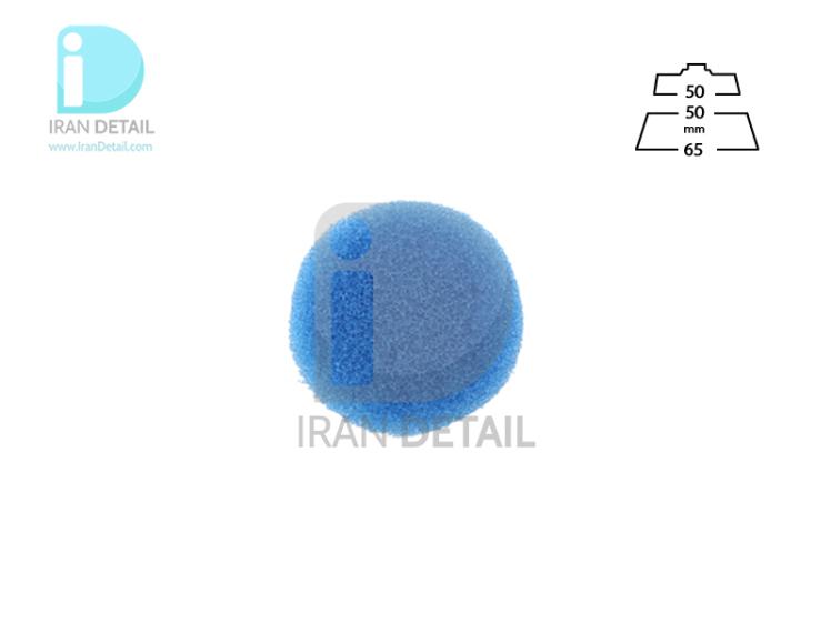 پد پولیش زبر آبی 50 میلی متری مدل Coarse Polishing Pad Blue 2inches