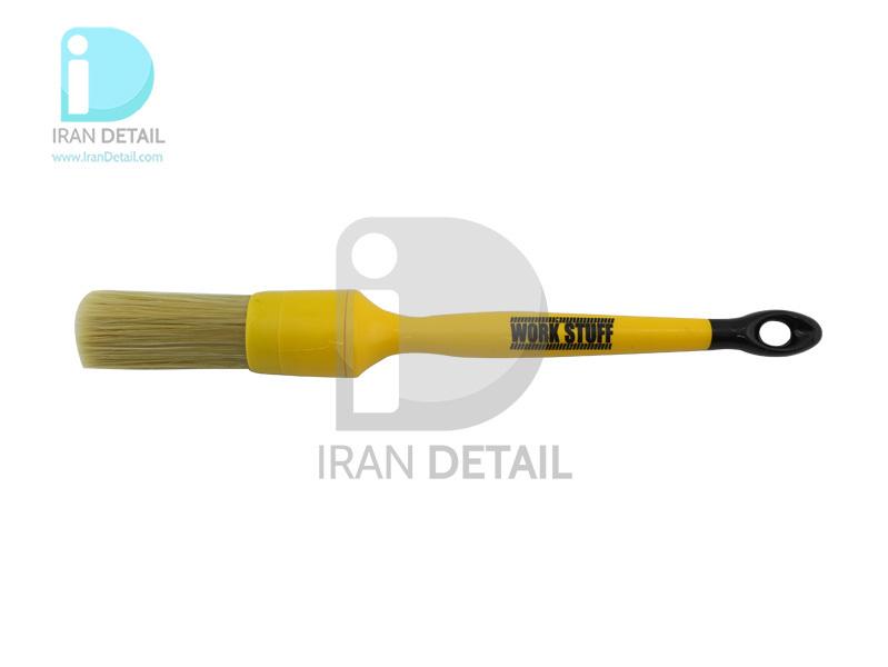 قلم دیتیلینگ سایز 24 کلاسیک ورک استاف مدل Work Stuff Detailing Brush Classic 24mm