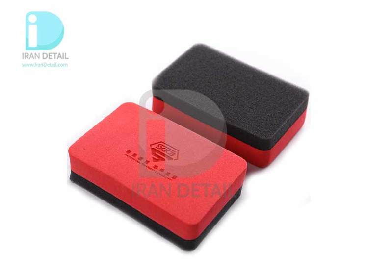 پد اجرای سرامیک اس جی سی بی SGCB Ceramic Coating Sponge SGGD189