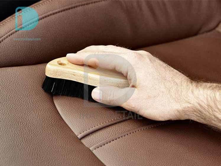 فرچه مخصوص پارچه و چرم سوناکس SONAX Textile & Leather Brush-