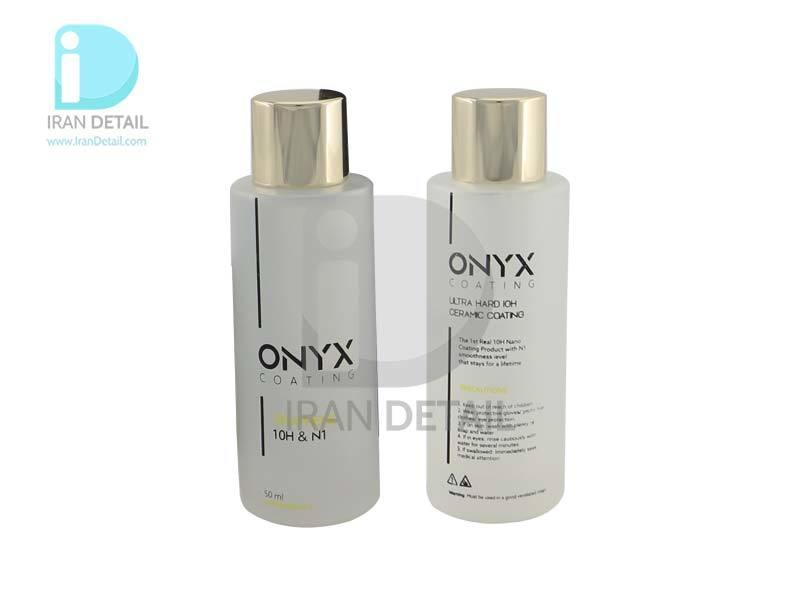 سرامیک بدنه خودرو گرافین اونیکس مدل Onyx Coating Graphene Ceramic Coating 10H N1
