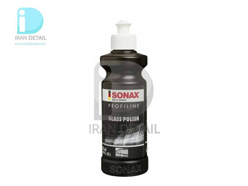 پولیش شیشه حرفه ای سوناکس مدل SONAX Profline Abrasive Glass Polish