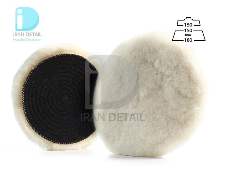 وول پد (پد پوست بره) 150 میلی متری روتاری سورین بو مدل SURAINBOW Natural Wool Pad 6inches