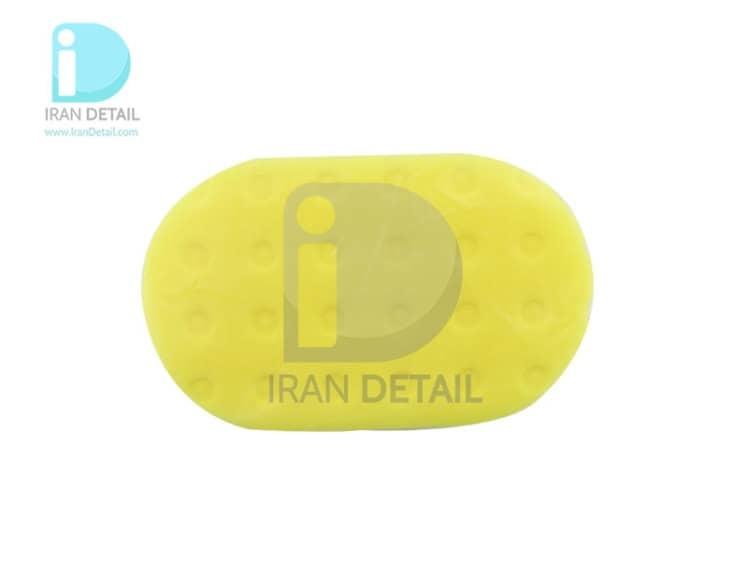 پد واکس داخل کابین خودرو سفید زرد مکس شاین 9011007 MaxShine Waxing Foam Applicator