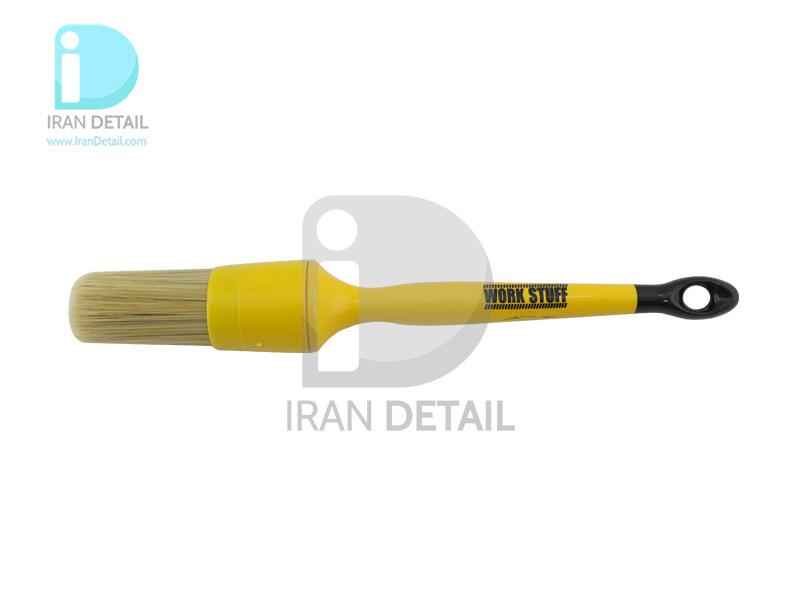قلم دیتیلینگ سایز 30 کلاسیک ورک استاف مدل Work Stuff Detailing Brush Classic 30mm