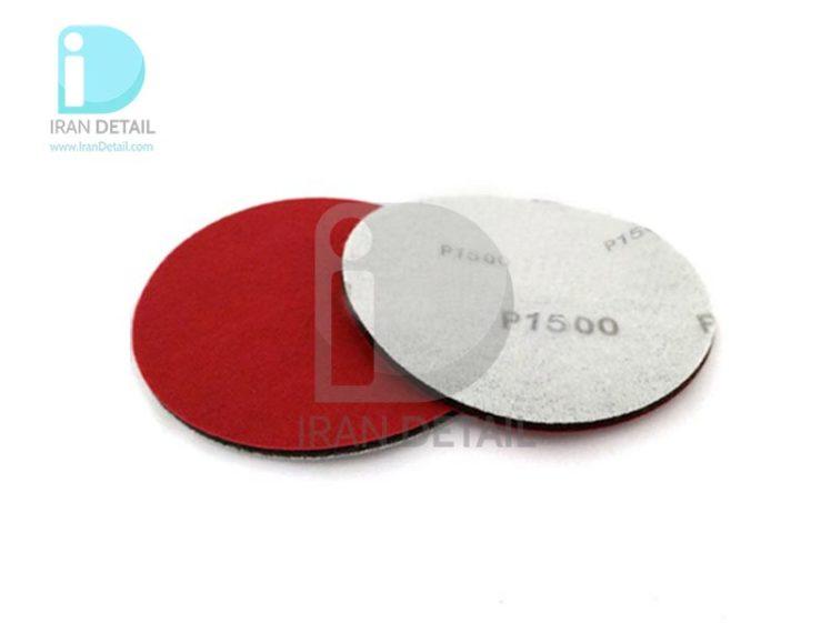 سنباده فومی سان مایت سایز 15 مدل SunMight Sun Foam Discs 150MM P1500