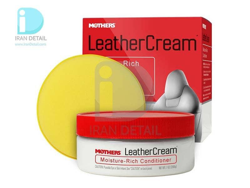 لوسيون چرم کرمي مادرز 6310 Mothers Leather Cream® Moisture-Rich Conditioner