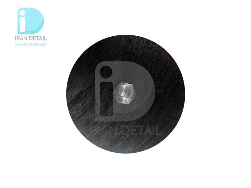 فرچه شستشو متوسط سر دریلی مناسب داخل خودرو و رینگ مدل K6