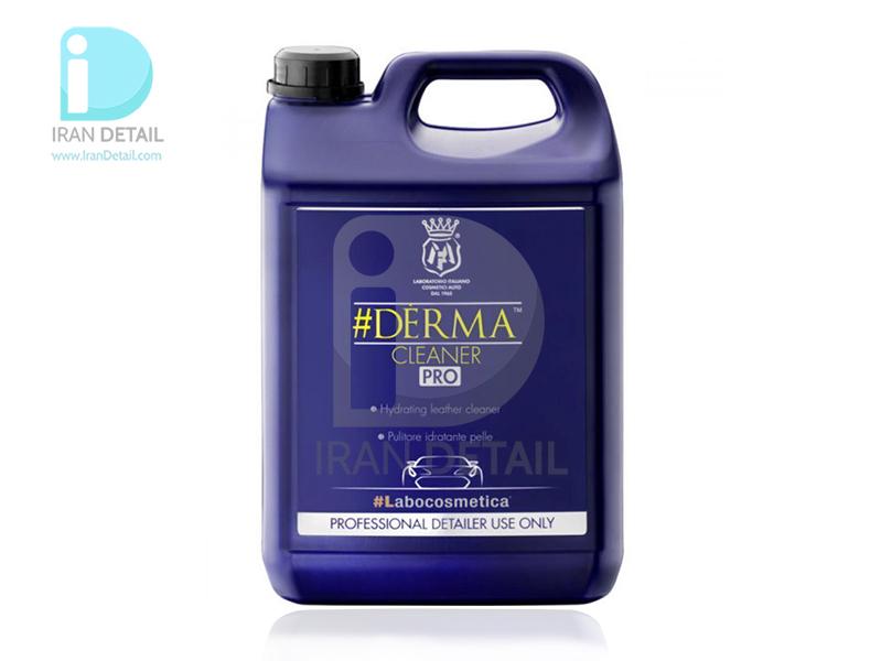 مایع تمیزکننده و احیاکننده سطوح چرمی 4.5 لیتری لبوکاسمتیکا مفرا مدل Labocosmetica #DERMA CLEANER 4.5l Revitalizing Leath