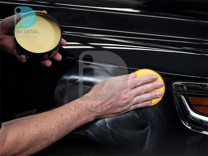 واکس خمیری کارناوبا مگوایرز مدل Meguiars Gold Class Carnauba Plus Paste Wax