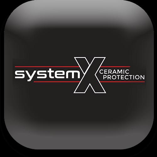 لوگو سیستم ایکس
