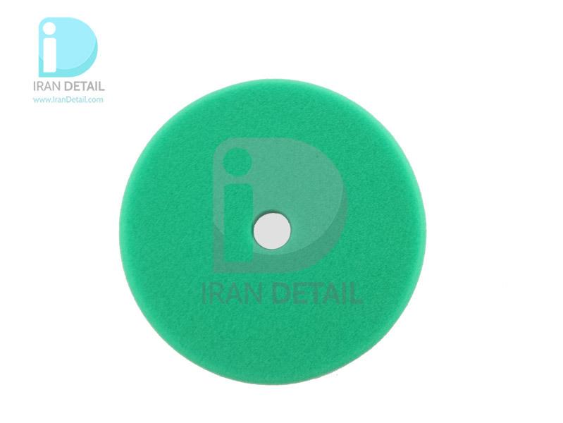 پد پولیش زبر روتاری سبز 150 میلی متری اس آر اس مدل SRS Rotary Coarse Polishing Pad Green R16025150G